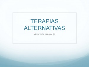 Terapias alternativas (2)